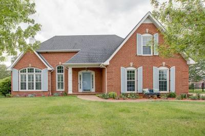 Rutherford County Single Family Home Under Contract - Not Showing: 2630 Albany Ct