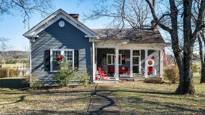 Nolensville Single Family Home For Sale: 7326 Nolensville Rd