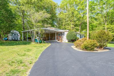Bon Aqua, Burns, Charlotte, Cumberland Furnace, Dickson, Lyles, Vanleer, White Bluff Single Family Home For Sale: 1375 Nails Creek Rd