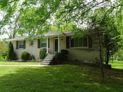 Old Hickory Single Family Home For Sale: 4828 Matterhorn Dr