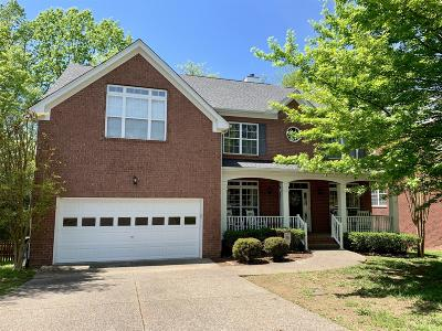 Hendersonville Single Family Home Under Contract - Showing: 144 Chesapeake Harbor Blvd