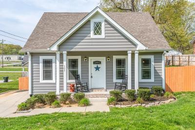 Dickson Single Family Home For Sale: 103 Birch St