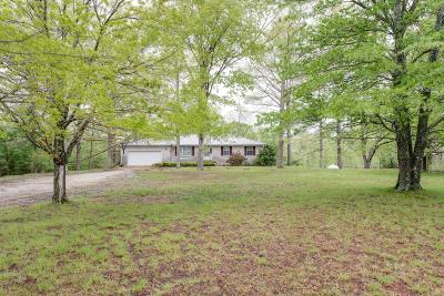 Leoma Single Family Home Active Under Contract: 384 Old Florence Pulaski Rd