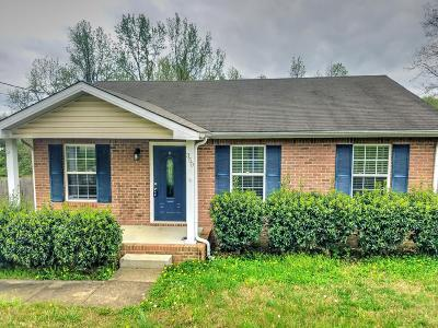 Clarksville Single Family Home For Sale: 350 Donna Dr