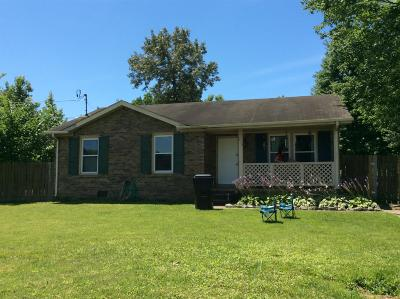 Clarksville Single Family Home For Sale: 634 Inver Lane