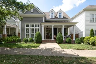 Franklin  Single Family Home For Sale: 511 Ardmore Pl