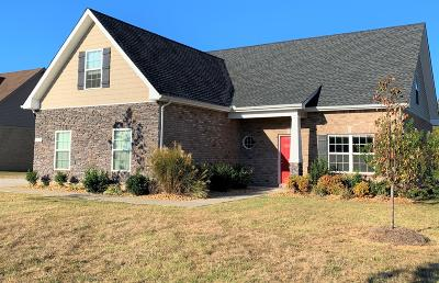 Murfreesboro Single Family Home For Sale: 520 Sapphire Dr
