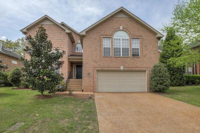 Nashville Single Family Home For Sale: 7295 Sugarloaf Dr