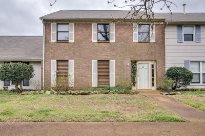 Nashville Condo/Townhouse For Sale: 4001 Anderson Rd Unit 401
