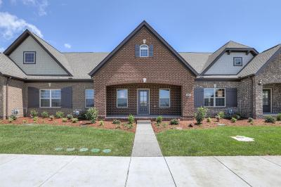 Sumner County Single Family Home For Sale: 192 Monarchos Drive-Lot 309