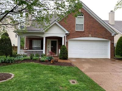 Franklin Single Family Home For Sale: 3169 Langley Dr