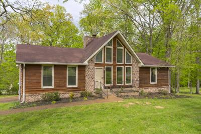 Mount Juliet Single Family Home For Sale: 390 Page Dr