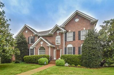 Nashville Single Family Home For Sale: 605 Cherry Glen Cir