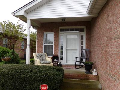 Sumner County Single Family Home For Sale: 1097 Richmond Way