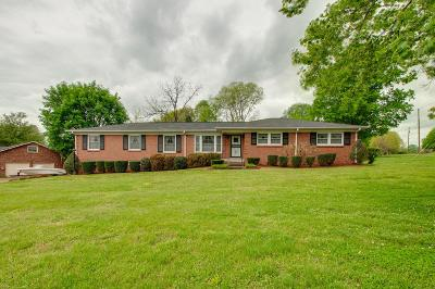 Nashville Single Family Home For Sale: 5230 Kincannon Dr