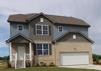 Rutherford County Single Family Home For Sale: 203 Mount Royal Lot 134 Lex