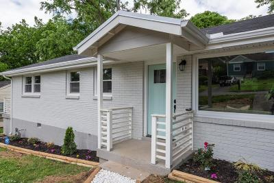 Nashville Single Family Home For Sale: 939 Sharpe Ave