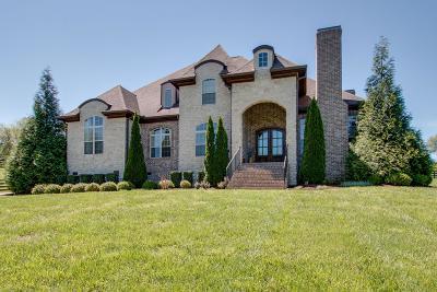 Williamson County Single Family Home For Sale: 7201 Prairie Falcon Dr