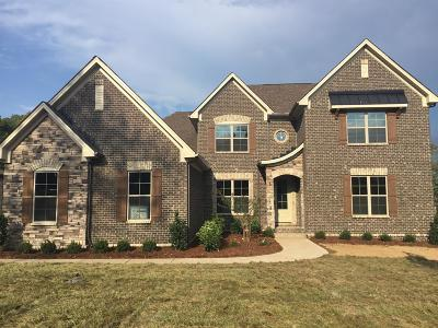 Wilson County Single Family Home For Sale: 110 Watermill Lane Lot 5