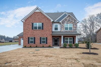 Rutherford County Single Family Home For Sale: 1419 Lila Dr