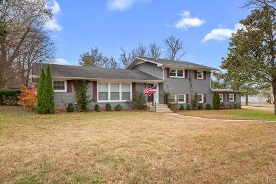 Rutherford County Single Family Home For Sale: 1015 W Clark Blvd
