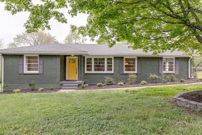 Davidson County Single Family Home For Sale: 2413 Cooper Ln