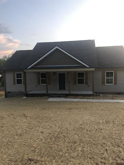 Lewisburg Single Family Home For Sale: 1105 Globe Rd