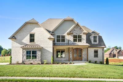 Clarksville Single Family Home Under Contract - Showing: 29 Savannah Glen