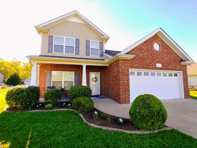Spring Hill  Single Family Home Under Contract - Showing: 4987 Morning Dove Ln