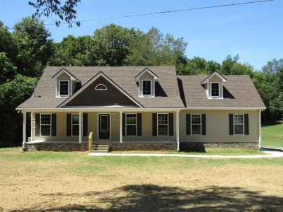 Lewisburg Single Family Home For Sale: 1338 Webb Rd