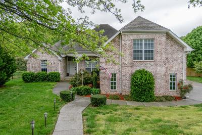 Hendersonville Single Family Home For Sale: 1005 Winton Ct