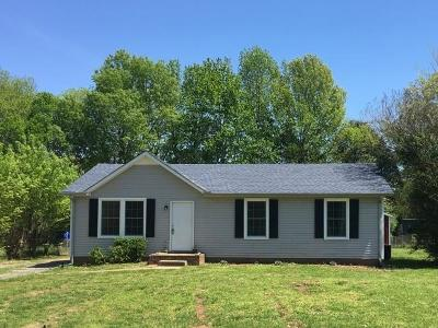 Clarksville Single Family Home For Sale: 563 Donna Drive