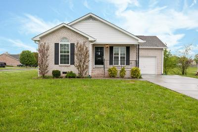 Wilson County Single Family Home For Sale: 1400 Allison Dr