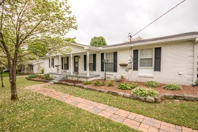 Sumner County Single Family Home For Sale: 821 Duncan St