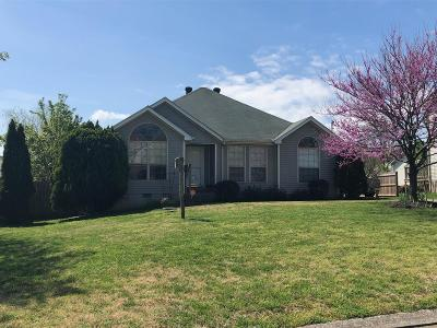 Lavergne Single Family Home Under Contract - Showing: 303 Riverwood Ct