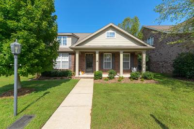 Hermitage Single Family Home Active Under Contract: 5244 New John Hagar Rd