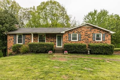 Greenbrier Single Family Home Under Contract - Not Showing: 1843 Lake Rd.