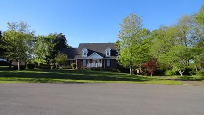 Wilson County Single Family Home For Sale: 1007 Chateau Dr