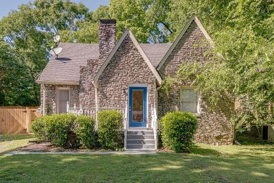 Inglewood Single Family Home Active Under Contract: 1511 Cahal Ave
