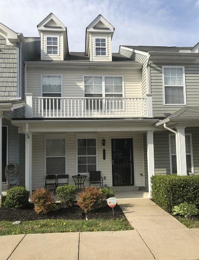 Davidson County Condo/Townhouse For Sale: 1382 Rural Hill Rd Unit 120