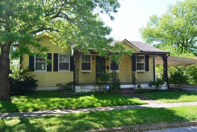 Old Hickory Single Family Home Under Contract - Showing: 1208 Berry St