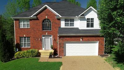 Old Hickory Single Family Home Under Contract - Showing: 1423 Brighton Cir