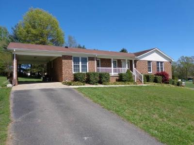 Shelbyville Single Family Home For Sale: 1521 Highway 130 East