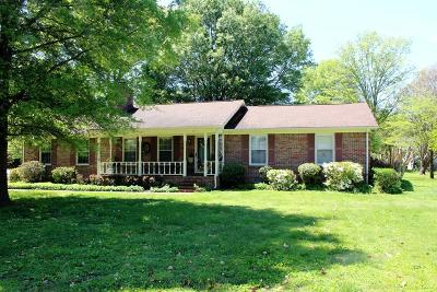 Rutherford County Single Family Home For Sale: 2307 Ravenwood Dr