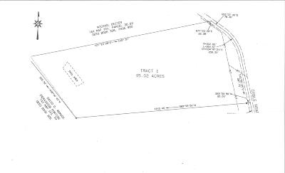 Residential Lots & Land For Sale: 1 Coble Rd