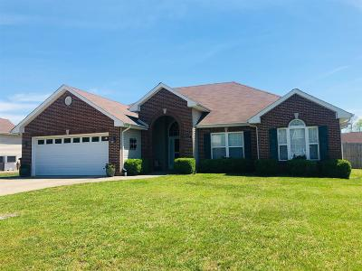 Clarksville Single Family Home For Sale: 683 Superior Ln