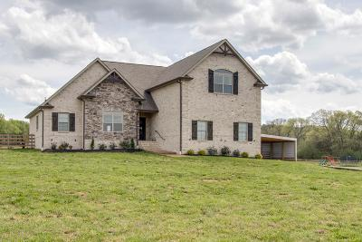 Wilson County Single Family Home For Sale: 4595 Old Hartsville Pike