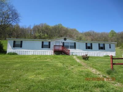 Culleoka Single Family Home Under Contract - Not Showing: 3208 Grizzly Rd
