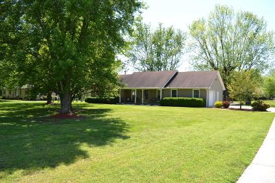 Sumner County Single Family Home For Sale: 520 Newton Ln