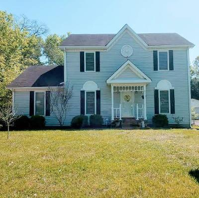 Davidson County Single Family Home For Sale: 3356 Towneship Rd